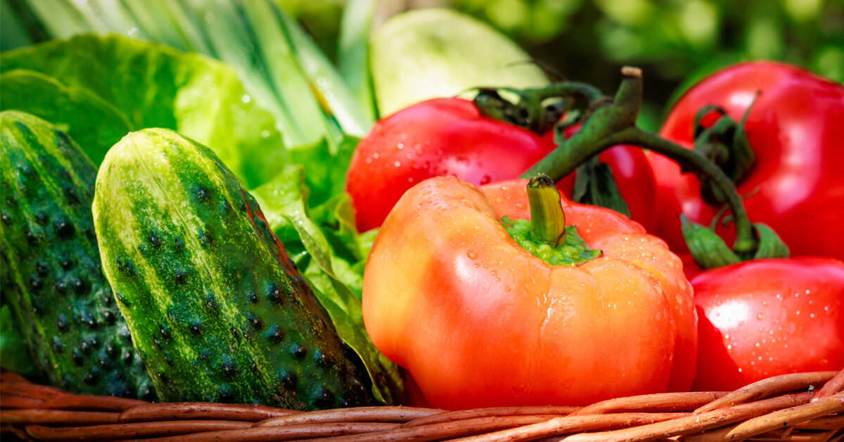 When you grow your own fruits and vegetables, you get all the fun of gardening plus the garden-to-table goodness and nutrition that only comes with homegrown harvests.